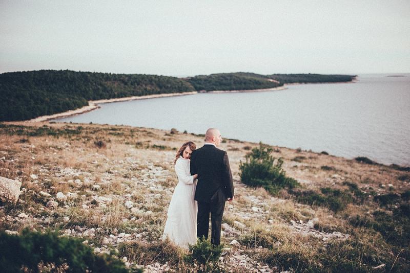 Istria wedding photographer | Kamenjak wedding session