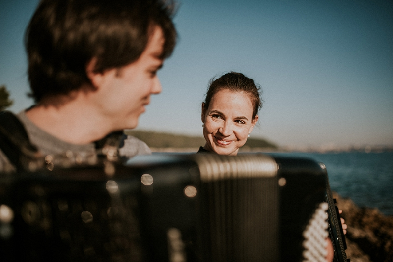 istria engagement vacation honeymoon photographer 3206 - Engagement story Mateja & Andar | The accordion players