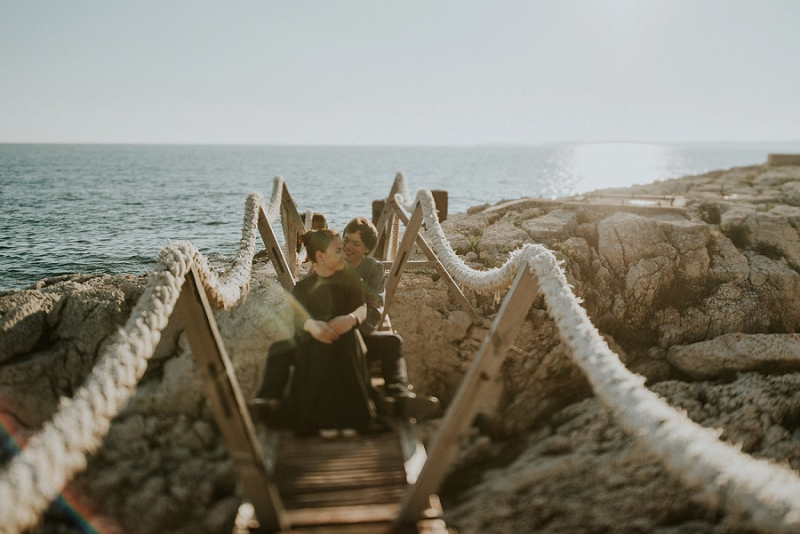 istria engagement vacation honeymoon photographer 3218 - Engagement story Mateja & Andar | The accordion players