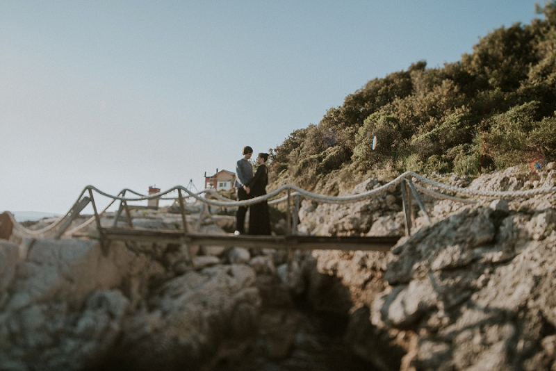 istria engagement vacation honeymoon photographer 3219 - Engagement story Mateja & Andar | The accordion players