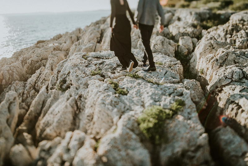 istria engagement vacation honeymoon photographer 3222 - Engagement story Mateja & Andar | The accordion players