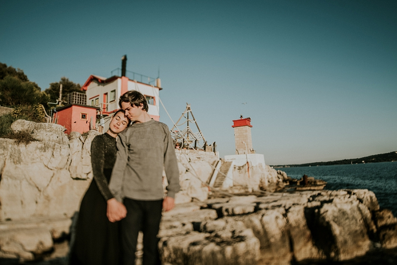 istria engagement vacation honeymoon photographer 3230 - Engagement story Mateja & Andar | The accordion players