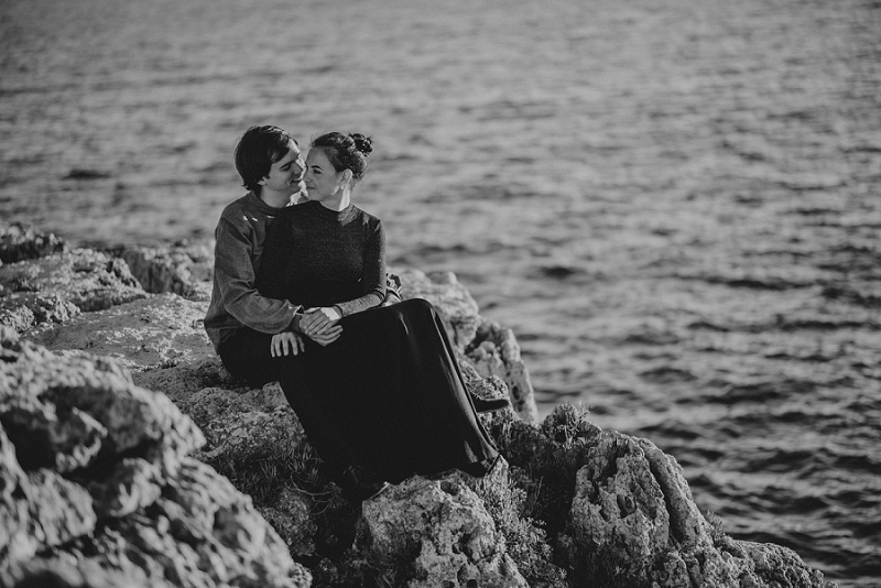 istria engagement vacation honeymoon photographer 3240 - Engagement story Mateja & Andar | The accordion players